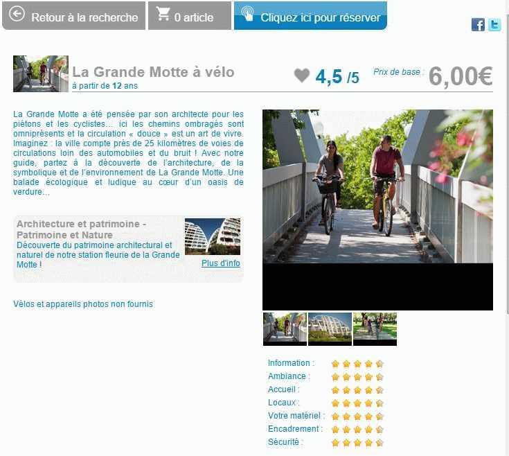 Awoo le logiciel pour des offices de tourisme - Office du tourisme de la grande motte ...