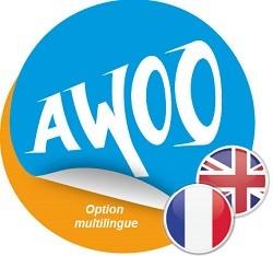 AwoO-option multilingue