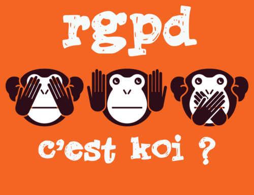 La RGPD : nous allons vous aider….